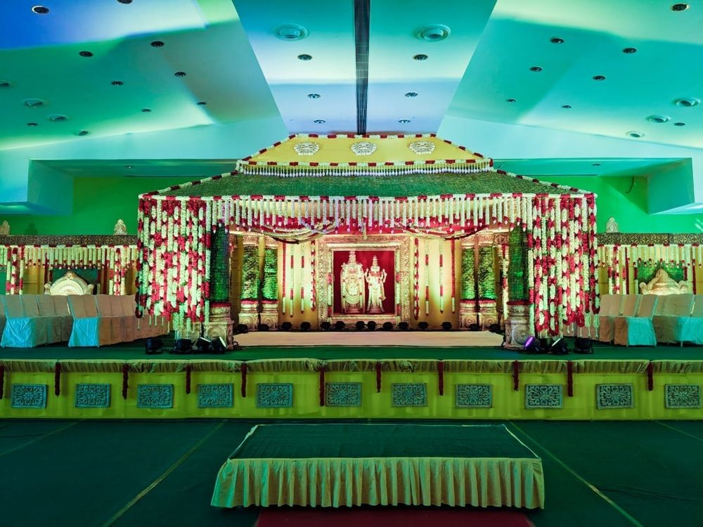 Photo From Wedding Decor - By 7 Entertainments