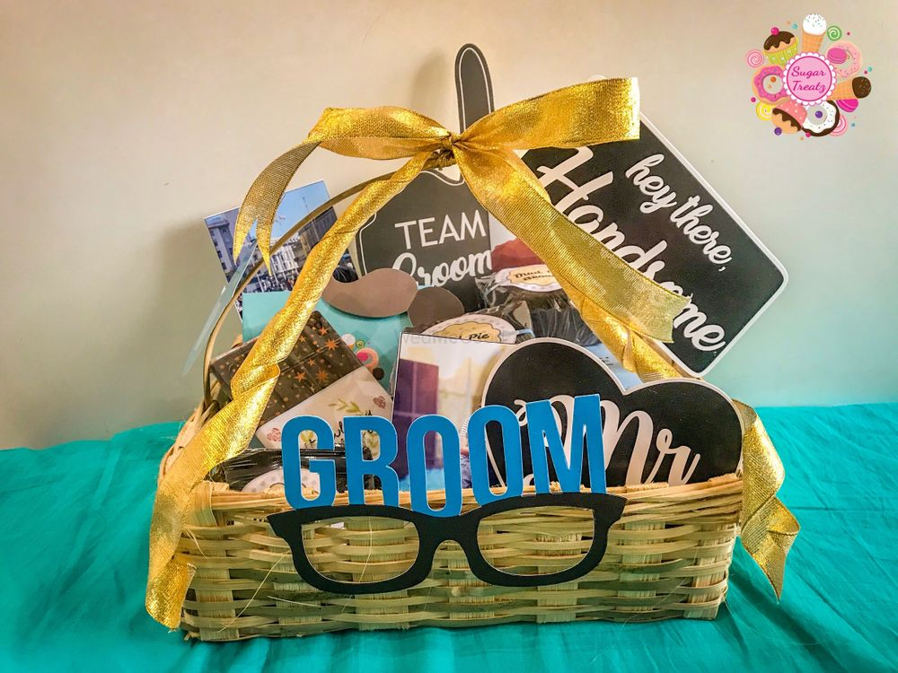 Photo From Wedding Hamper - By Sugar Treatz