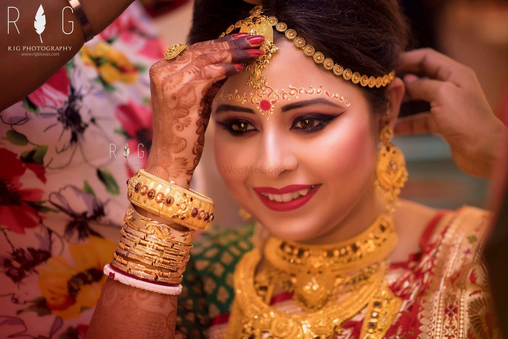 Photo From BRIDAL PORTRAIT ~INDRANI ~ - By Rig Photography