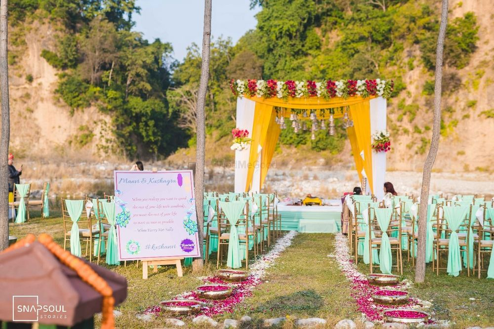 Photo From The Riverside Dream Wedding  - By Hyacinth Events Planner