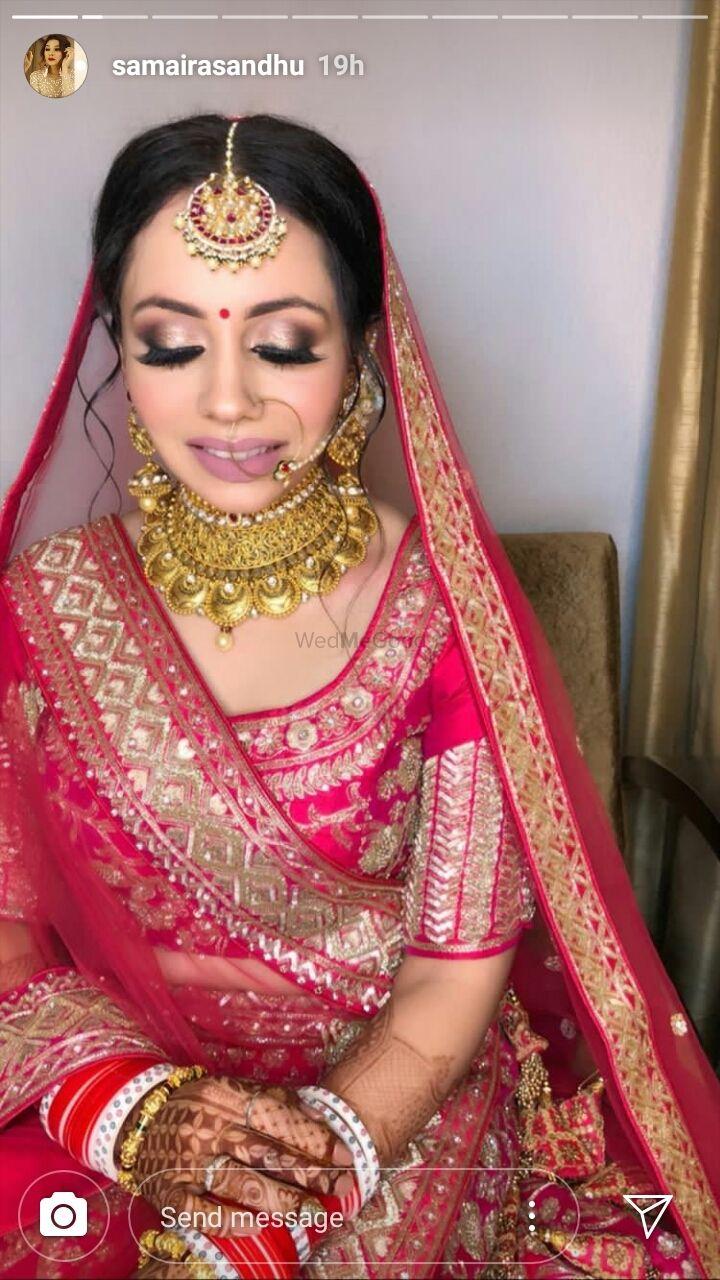 Photo From Raashi bridal mehendi at Nirman vihar - By Shalini Mehendi Artist