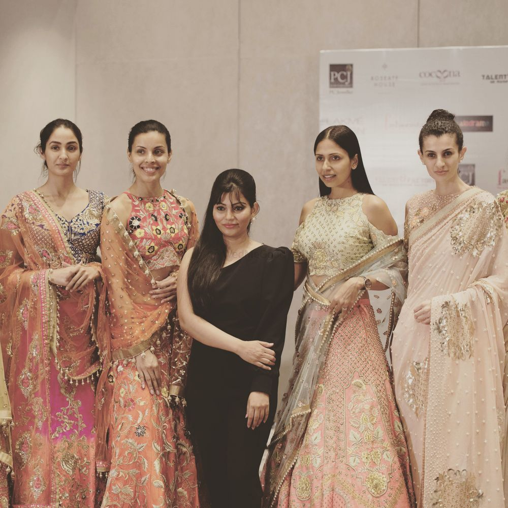 Photo From Delhi Times PCJ INDIA SHOWCASE WEEK - By Polka Dots Couture