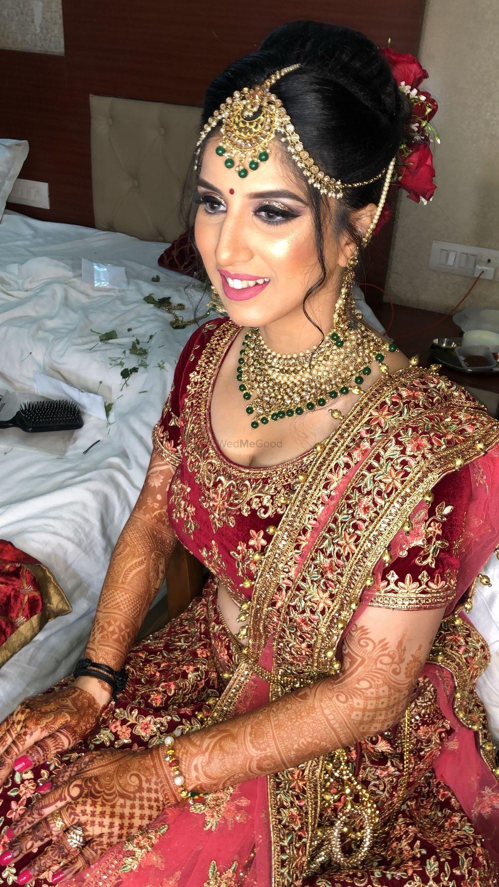 Photo From Bride Ankita - By Pinky Bhatia