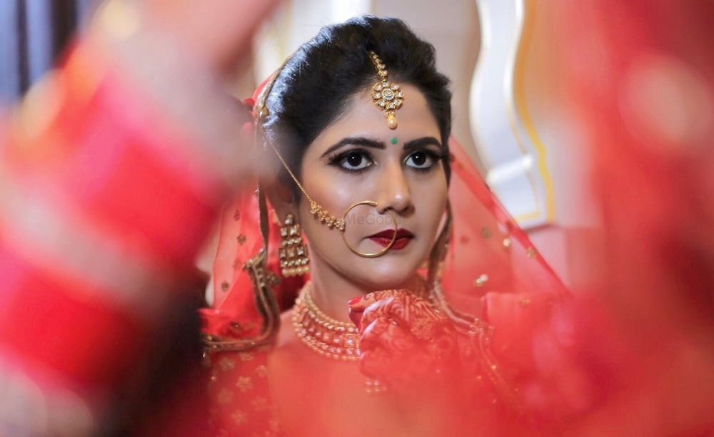 Photo From Suparna's Bridal Diaries - By Saloni Arora - Makeup Mafia