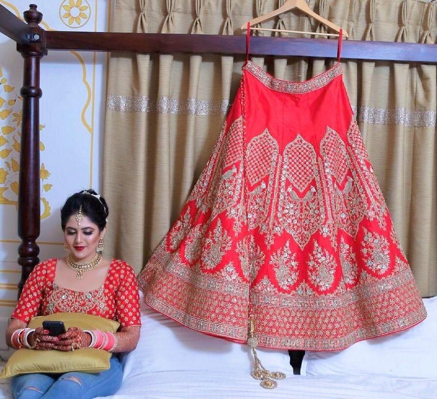 Photo From Suparna's Bridal Diaries - By Saloni Arora - Makeup Mafia