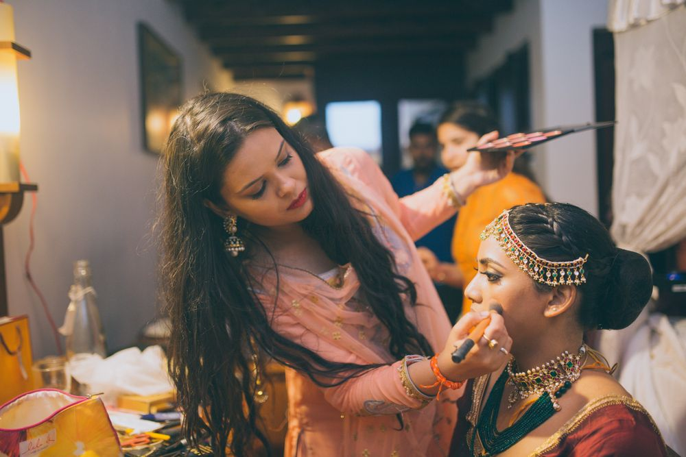 Photo From Bride Soundarya  - By Makeup And Hair by Dikshi