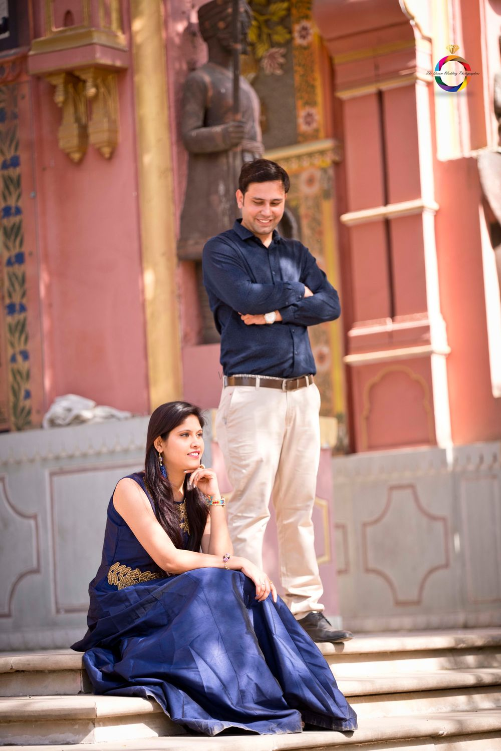 Photo From Khushali Pre Wedding - By The Dream Wedding Photographers
