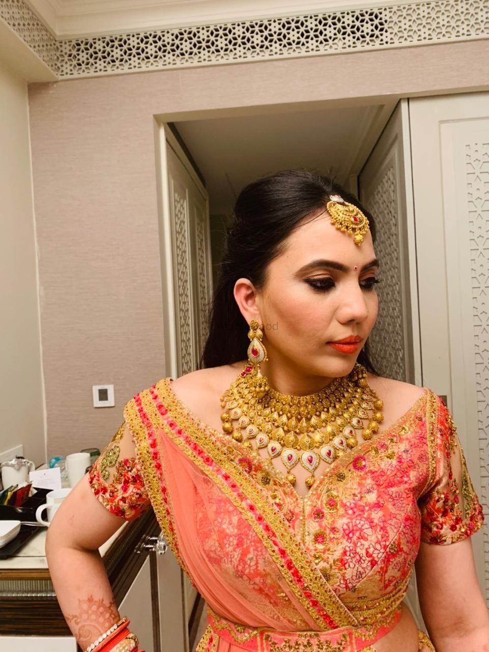 Photo From Mainka Choudhary - By Yogesh Sharma Make Up Artist