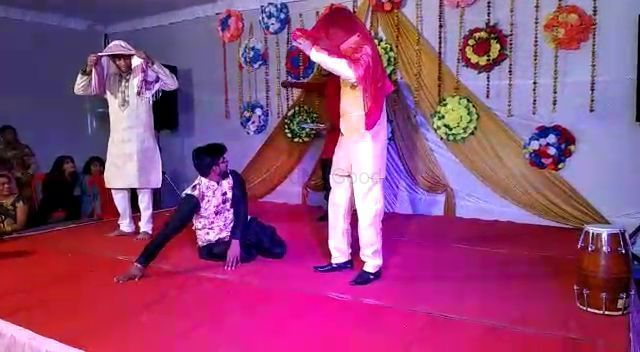 Photo From sangeet performance - By Blush n Palette