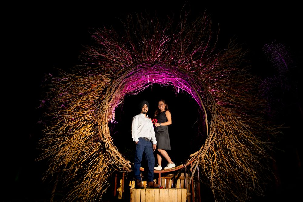 Photo From simran + Harry - By Pictures Que Creations