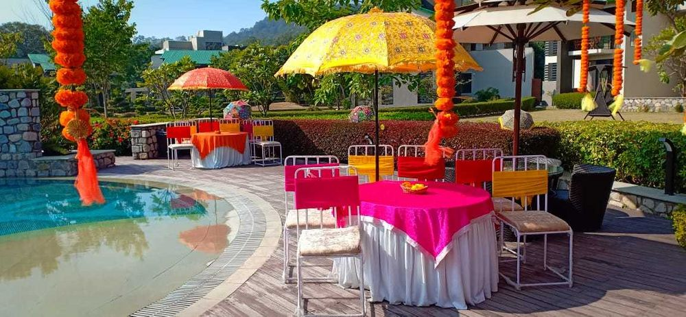 Photo From Corbett Mehndi - By Hyacinth Events Planner