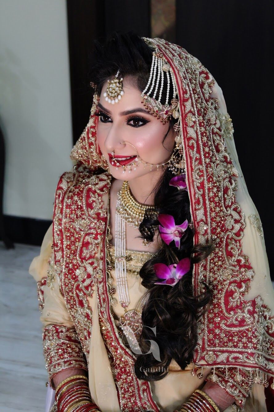 Photo From Reception Makeups - By Aakriti Gandhi Makeup Artist