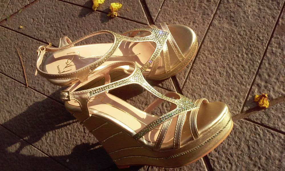 Photo From Customized shoes - By Nidhi Bhandari, Fine Couture Footwear