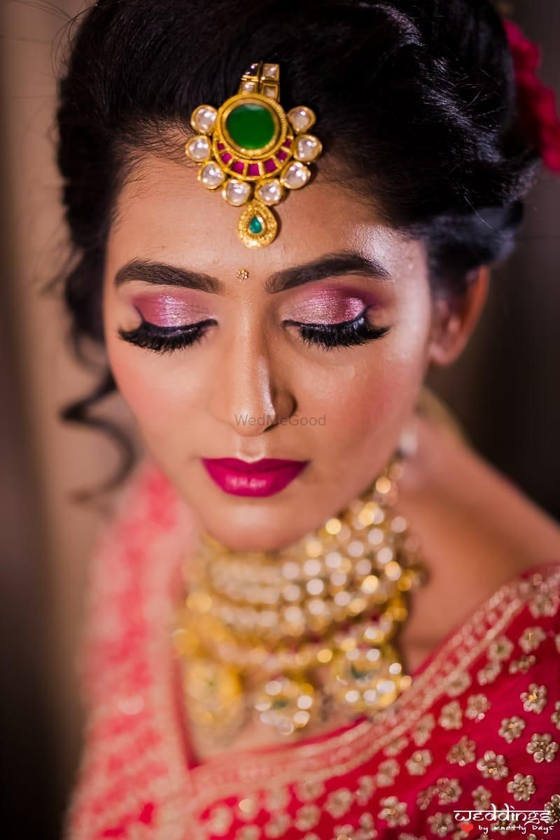 Photo From Nupur - By Makeup by Jaslin
