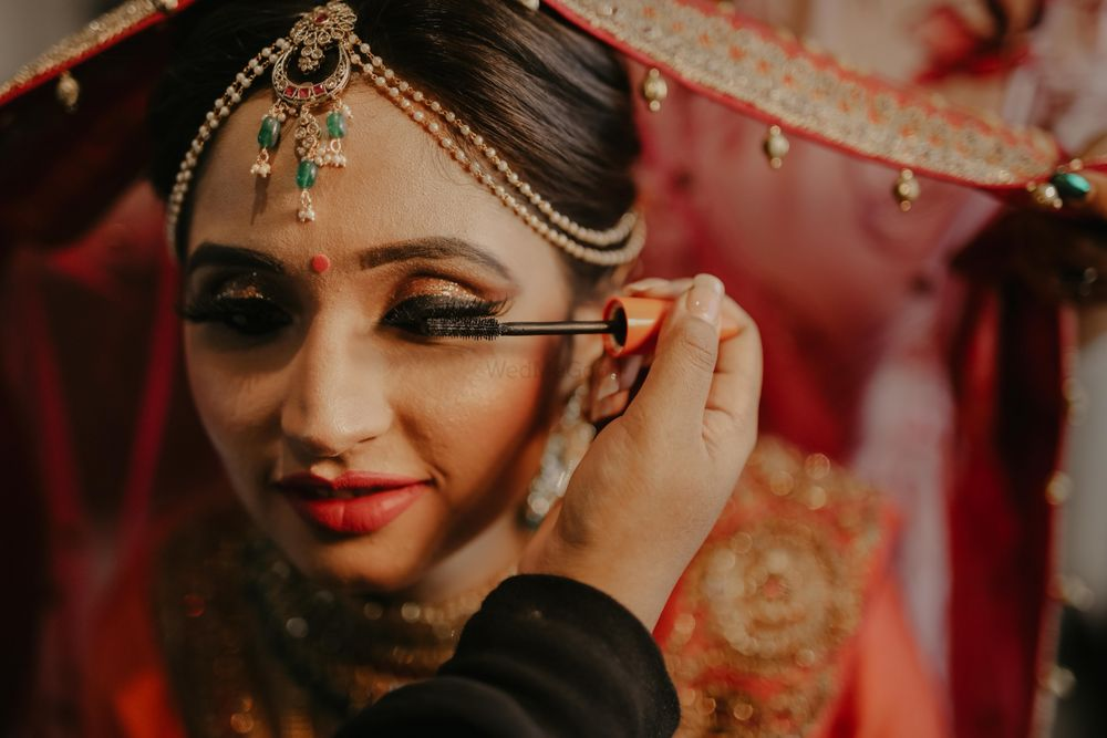 Photo From Kajal's Ahmedabad Wedding  - By Afreens Hair & Makeup