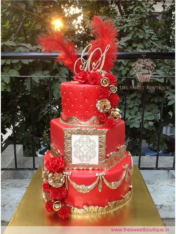 Photo From Wedding Cakes - By The Sweet Boutique