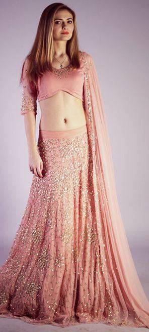 Photo of blush pink