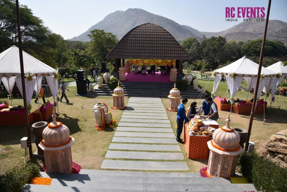 """Photo From Udaipur- """"A Symbol of Royal Pre-eminence"""" - By RC Events"""
