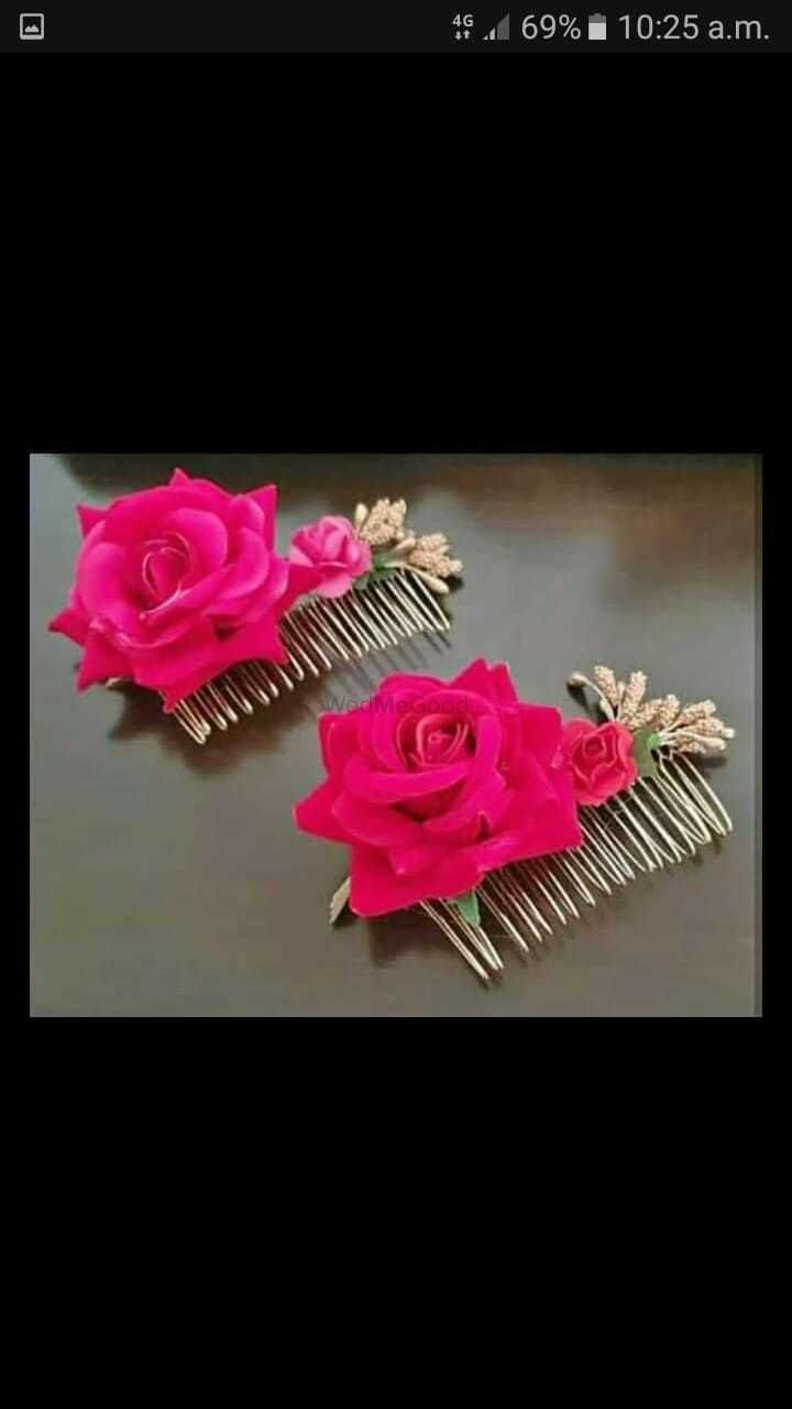 Photo From hair accessories - By Shringaar