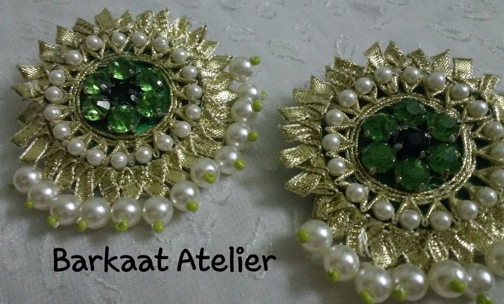 Photo From gota jewellery samples - By Barkaat Atelier