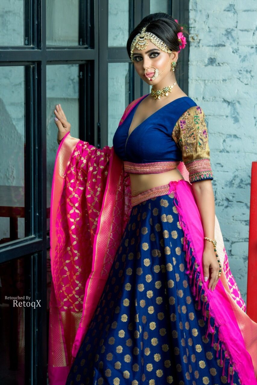 Photo From BRIDAL WORK - By Neha Devgan Makeovers