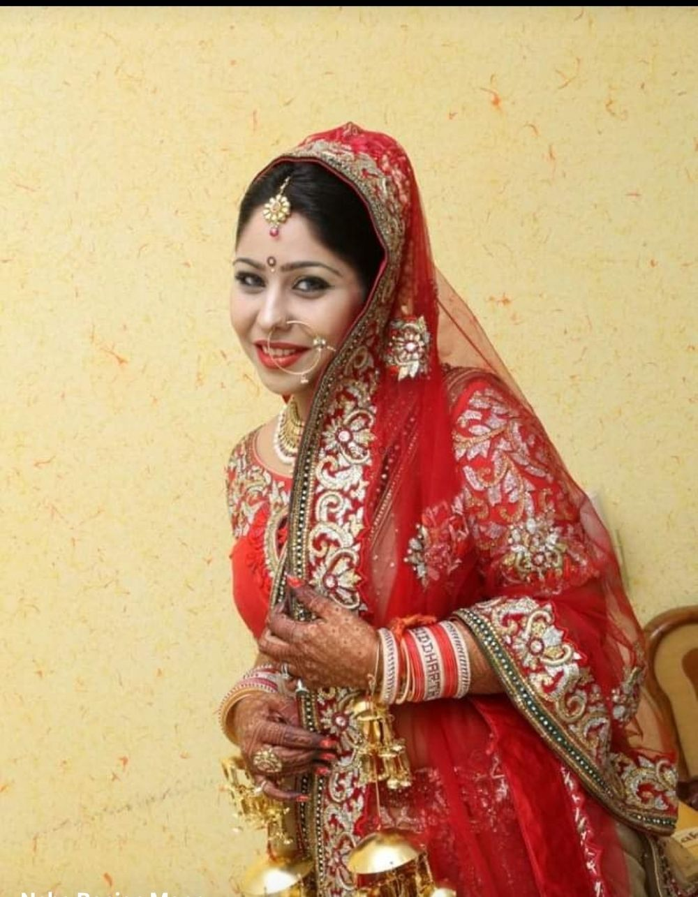 Photo From Neha Mann (A Bride from Canada) - By Makeup Artistry by Pooja Ohri