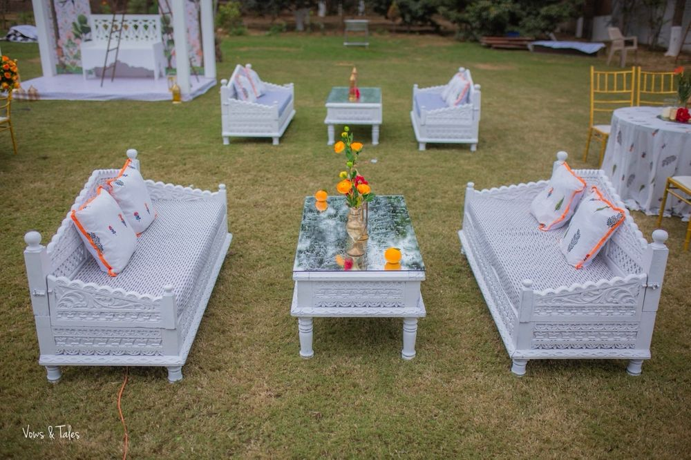 Photo From Moroccan Backyard Soiree - By To The Aisle