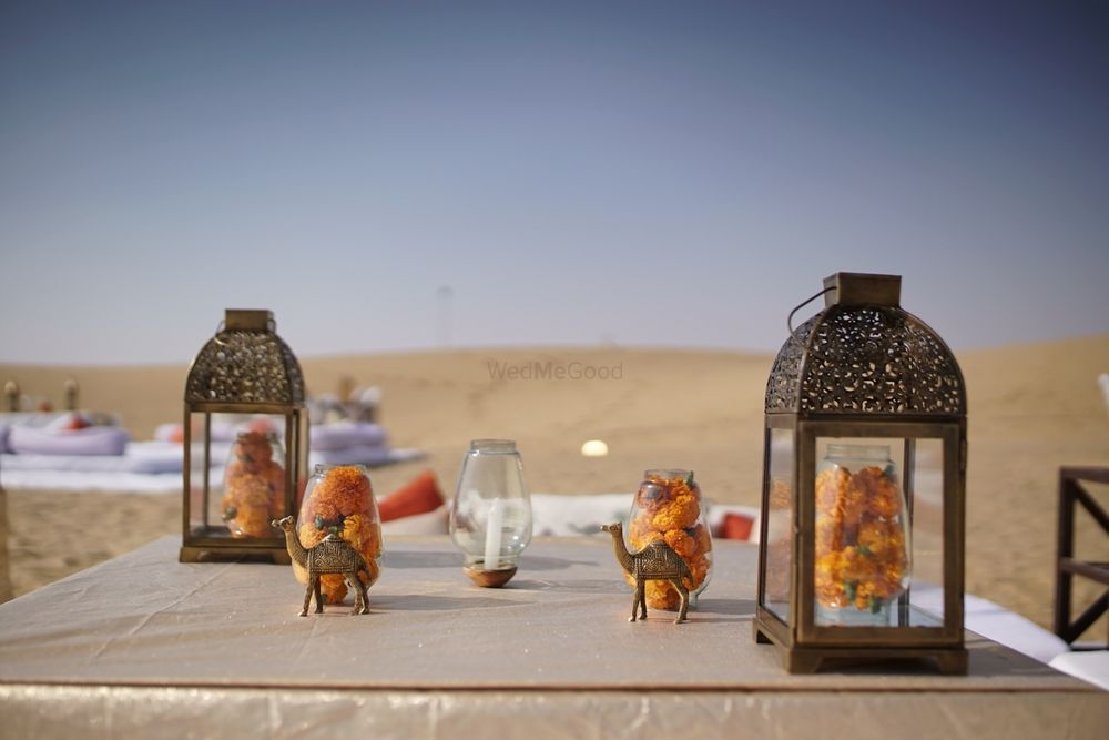 Photo From Sunset Hi-tea in the Desert  - By To The Aisle
