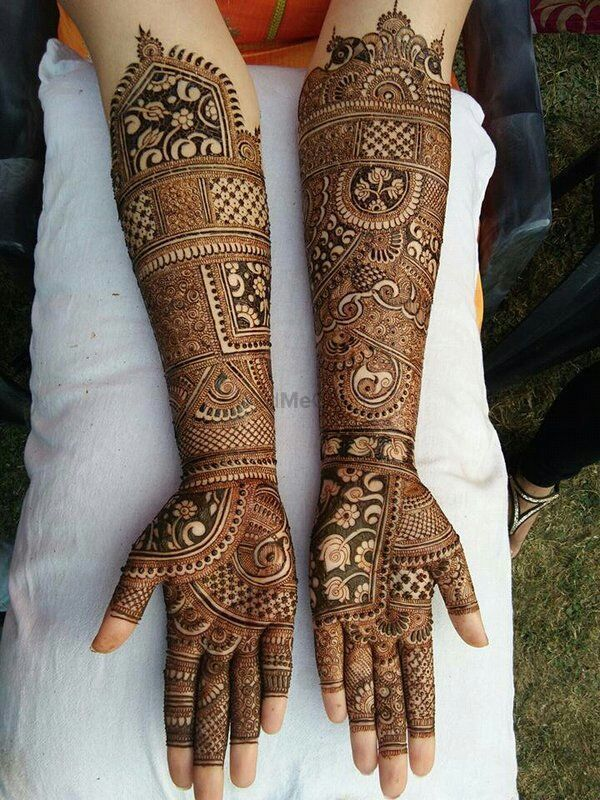 Photo From Bridal mehandi designs - By Hari Om Mehandi Artist