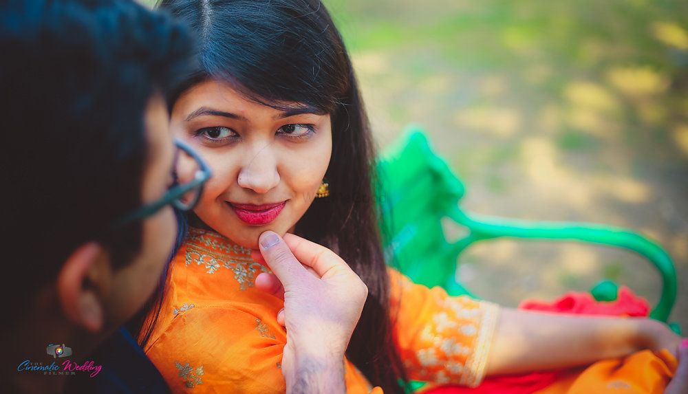 Photo From Kriti and Vivek - By The Cinematic Wedding Filmer