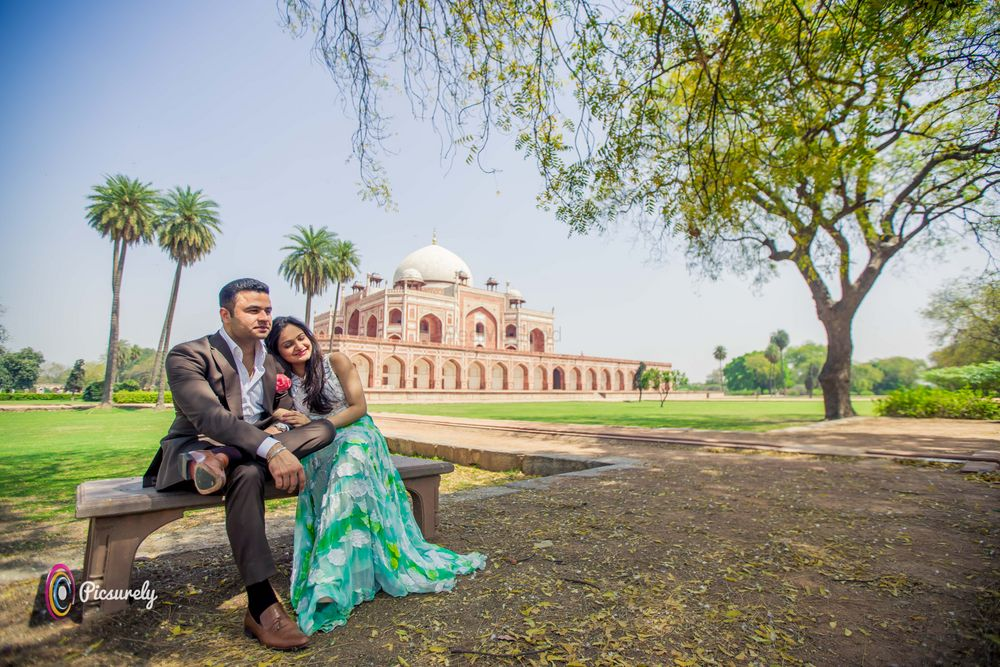 Photo From Pre Wedding in Delhi and Karnal- Noor Mahal - By Picsurely