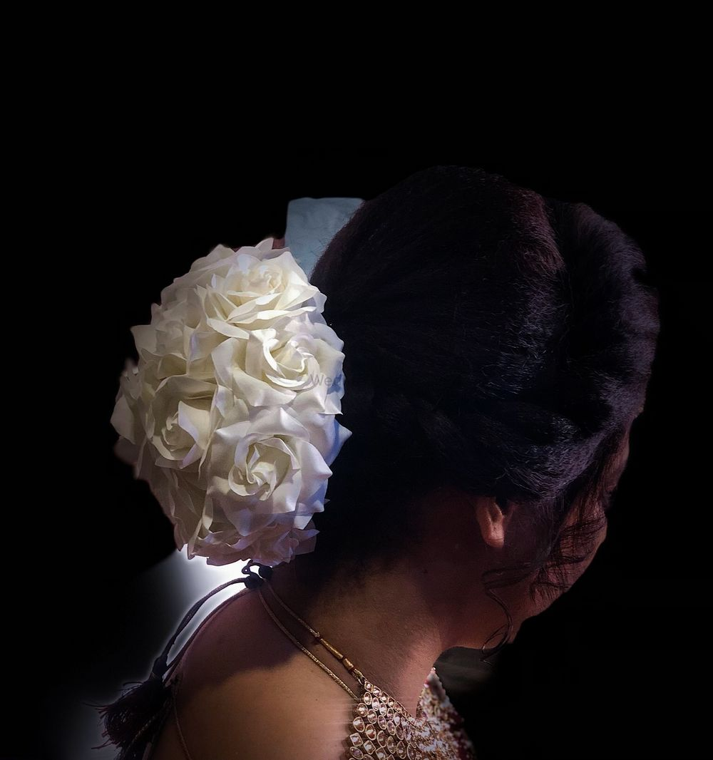 Photo From Hairstyles - By Charu Patel's Professional Makeup