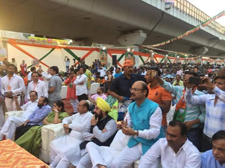 Photo From BJP President Shri. Amit Shah Rally - By R R Caterers