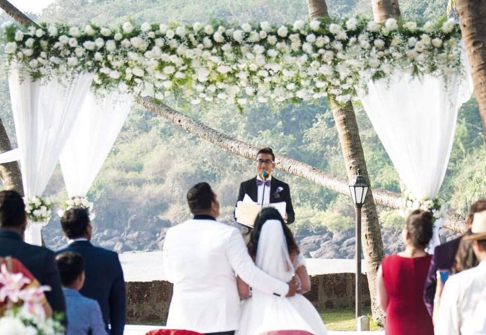 Photo From Beach Wedding - By Flinters Management