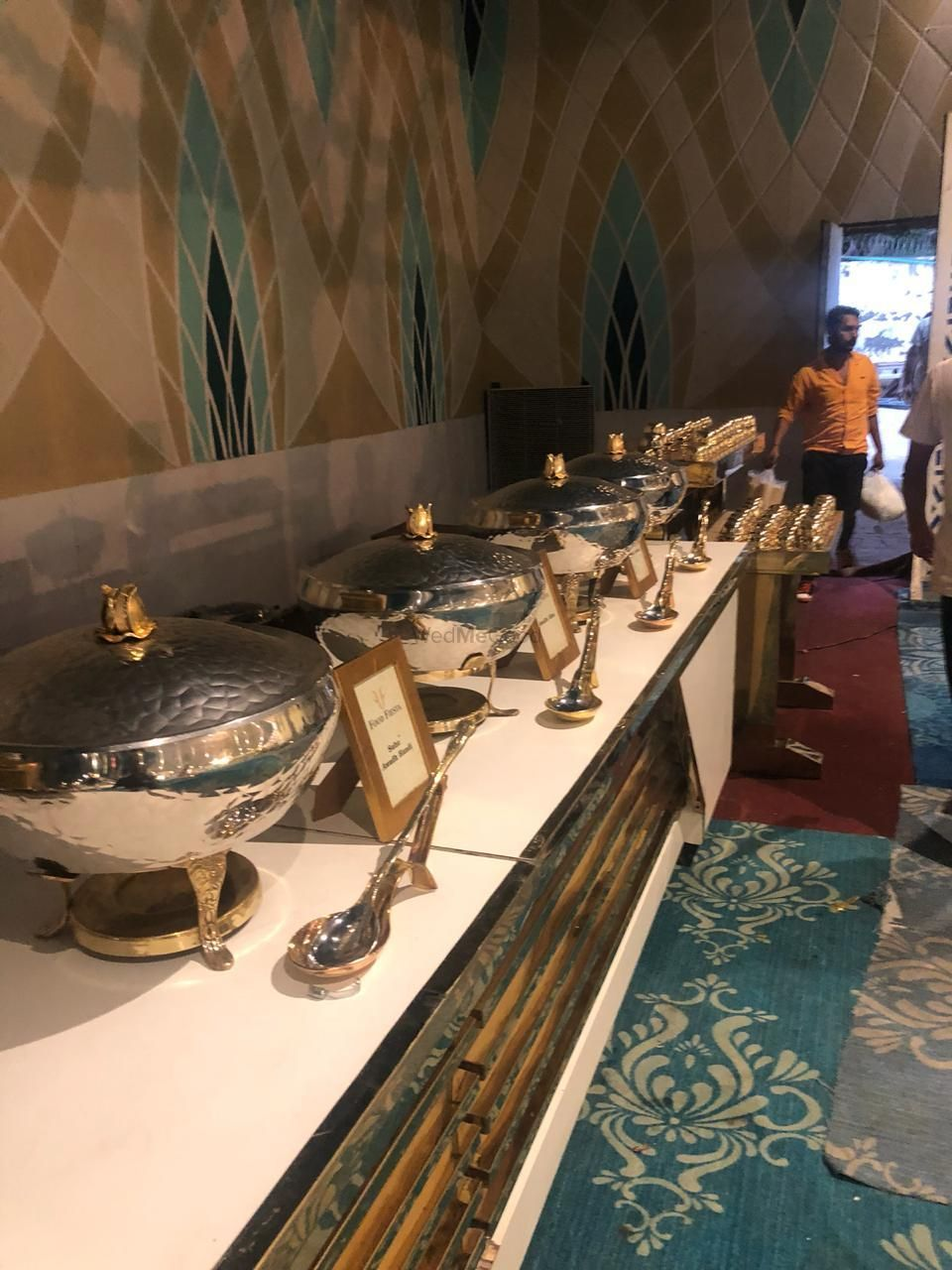 Photo From 9,10 feb 2019 catering Display by delhi cantt - By R R Caterers