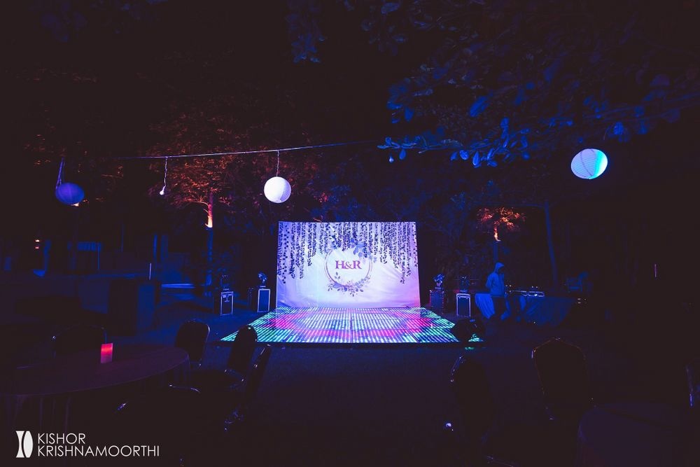 Photo From Sangeet with lights  - By Eventology