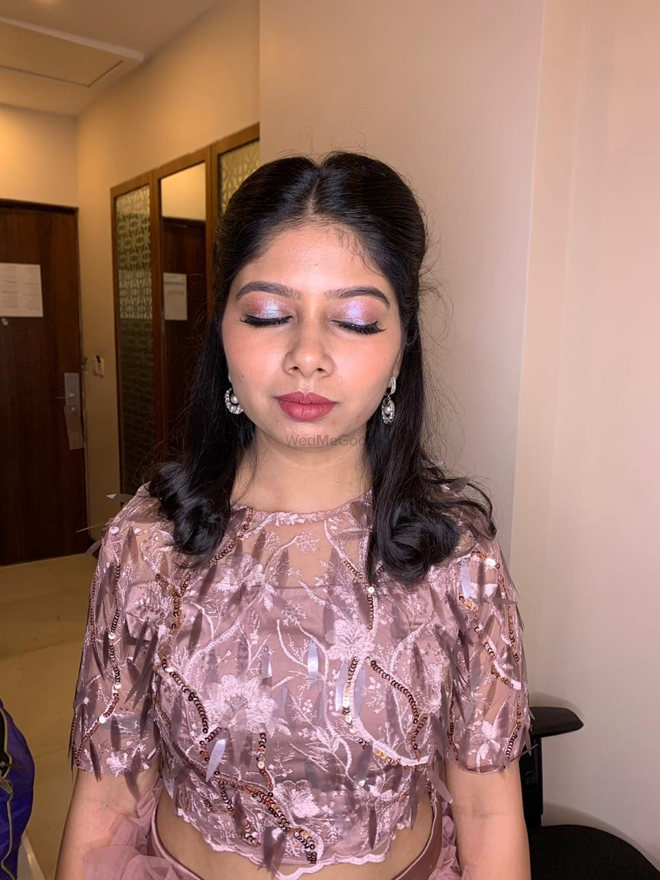 Photo From party makeup - By Pearl Blossom