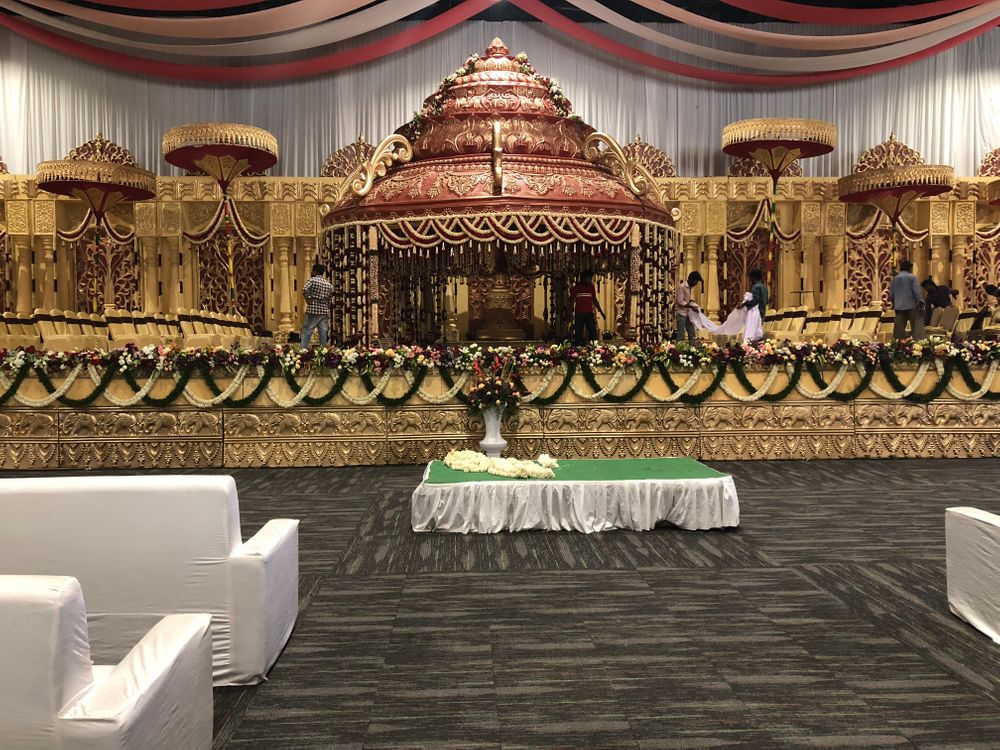Photo From Traditional Wedding Mandapam - By Eventology