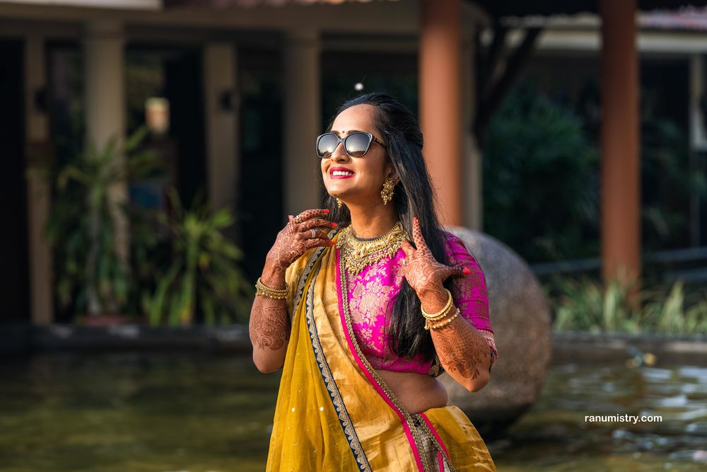 Photo From Glimpse of Haldi - By Ranu Mistry Photography