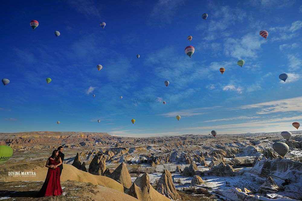 Photo From Cappadocia   Turkey - By Divine Mantra