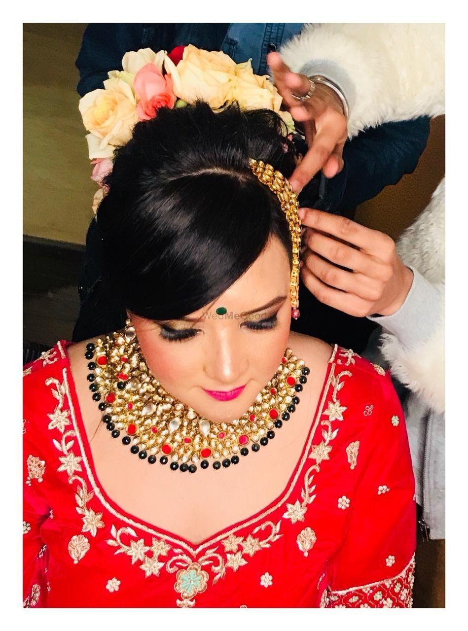 Photo From Anubhuti's Makeup Diaires - By Saloni Arora - Makeup Mafia