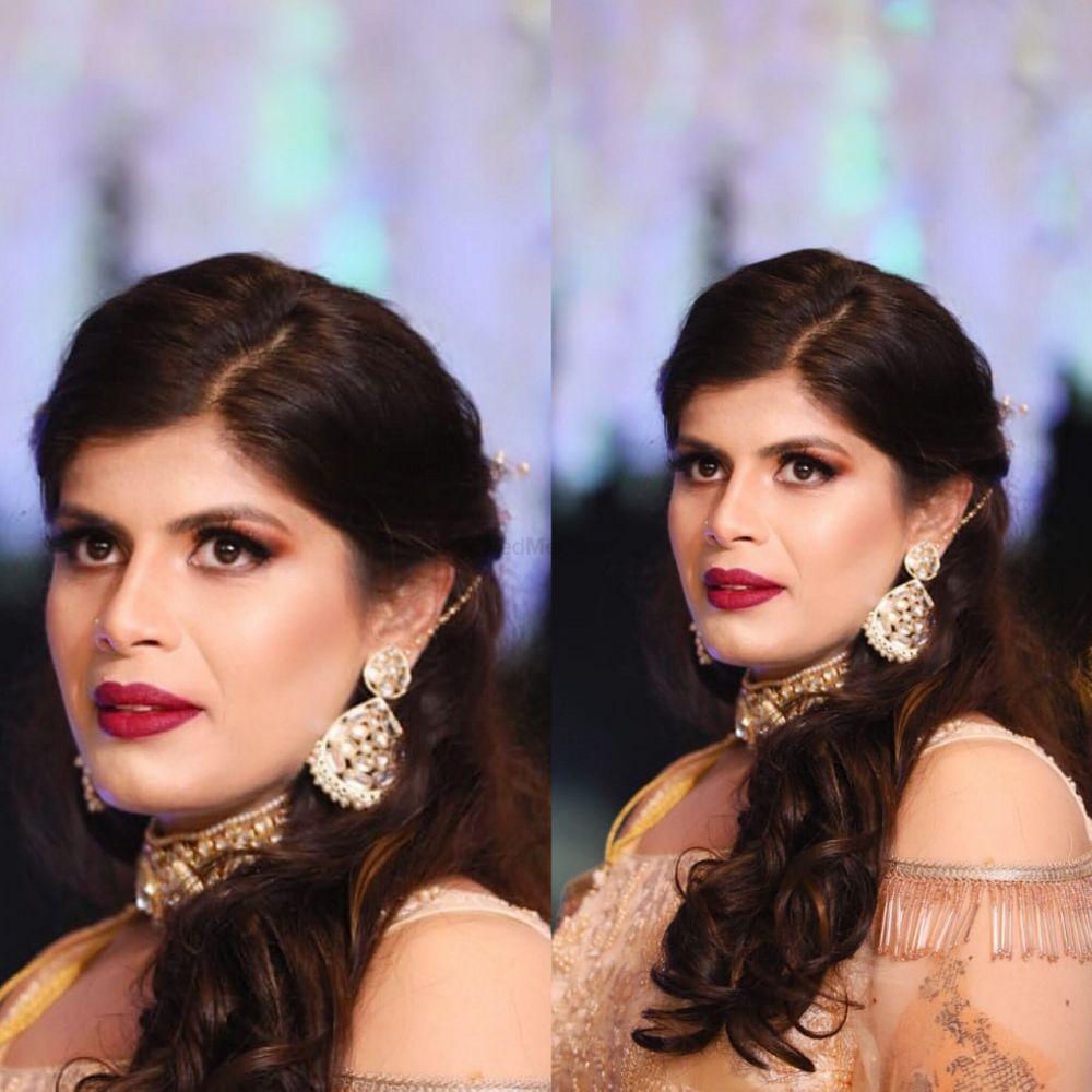 Photo From Shivangi's Makeup Diaries - By Saloni Arora - Makeup Mafia