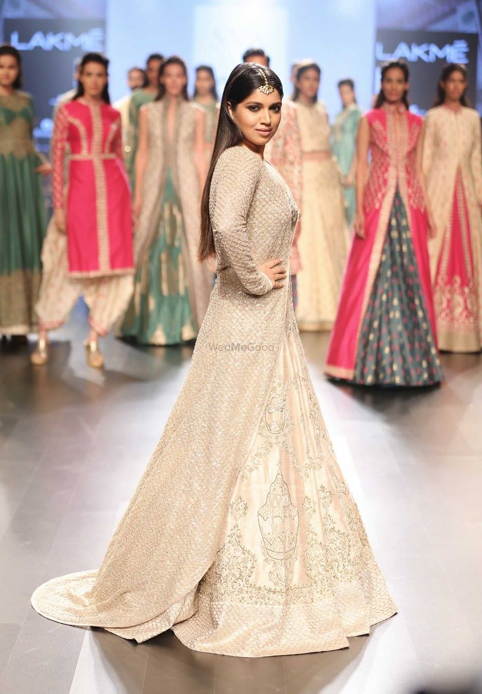Photo From Lakme Fashion Week Spring Summer 2016 - By SVA by Sonam and Paras