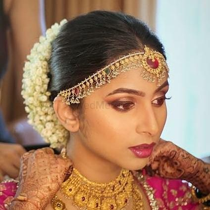 Photo From 2018-19 Traditional Brides - By Bina Punjani Hair Studio