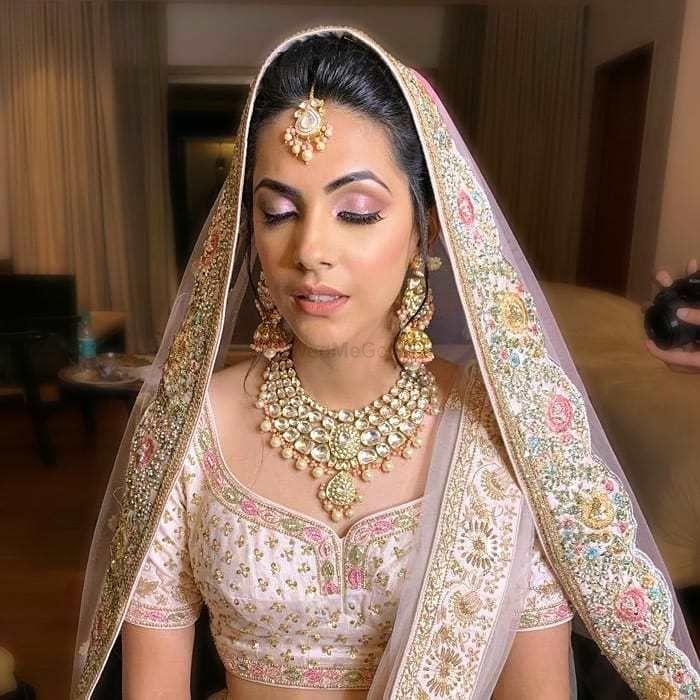 Photo From 2018-19 Traditional Brides - By Bina Punjani Hair Studio