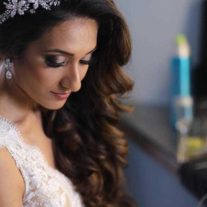 Photo From 2018-19 Christian Brides - By Bina Punjani Hair Studio
