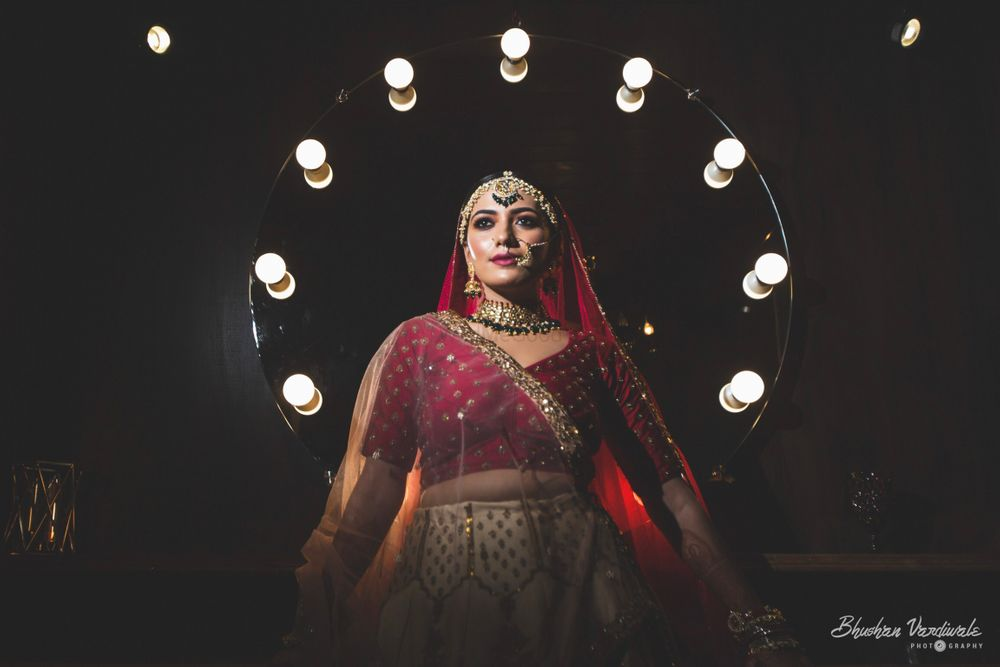 Photo From Beautiful Brides-Collections of Bridal Portraits  - By Bhushan Vardiwale