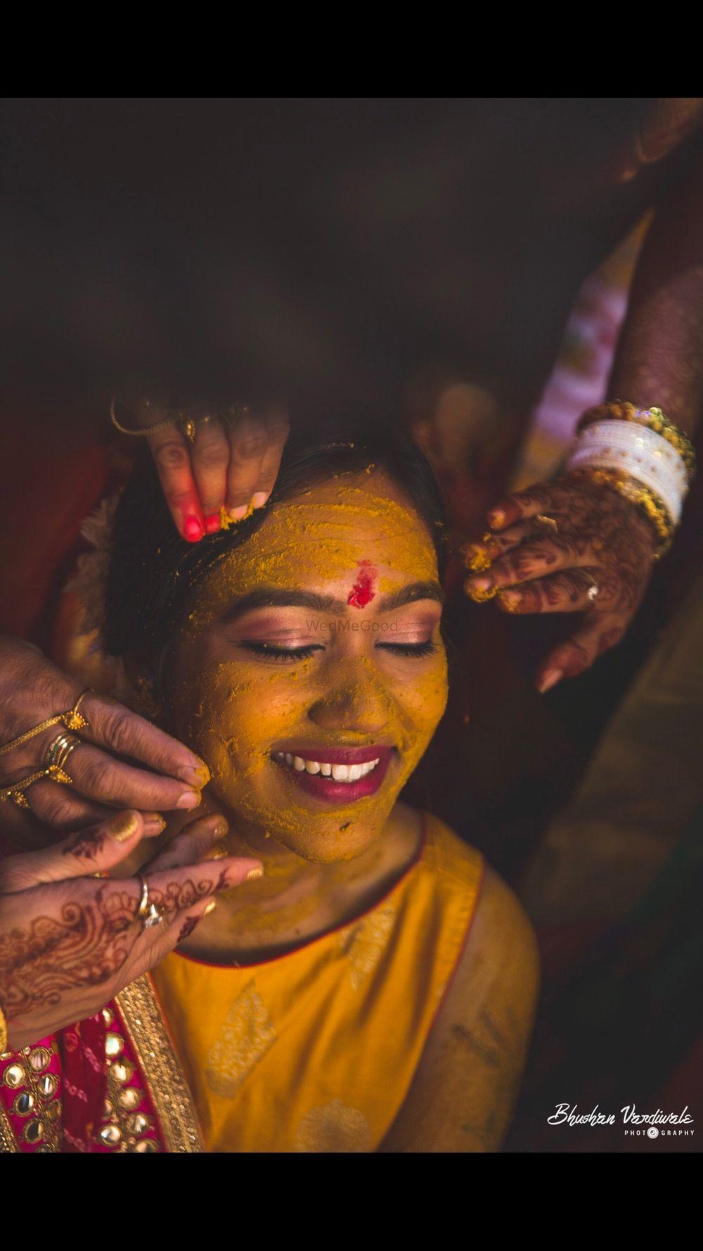 Photo From Collections: Haldi / Mehendi  - By Bhushan Vardiwale
