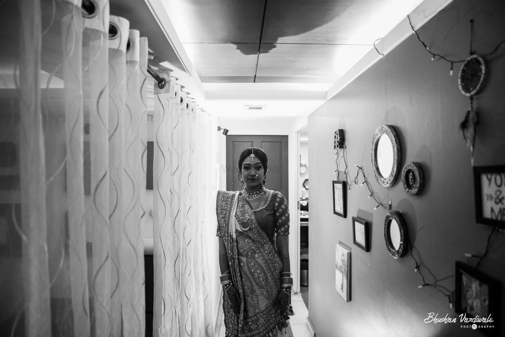 Photo From Bride Getting Ready Shoot - By Bhushan Vardiwale