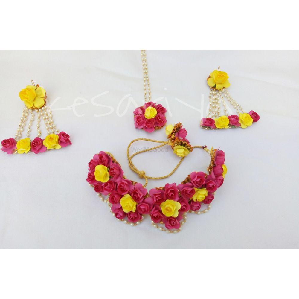 Photo From Floral & Gota Sets  - By Kesariya
